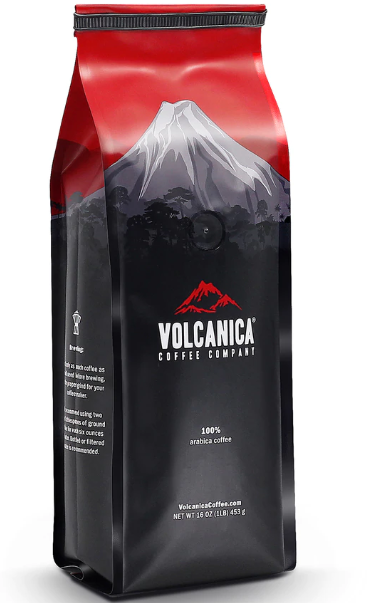 Cold Brew Coffee, Volcanica coffee